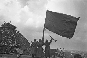 знамя над рейхстагом